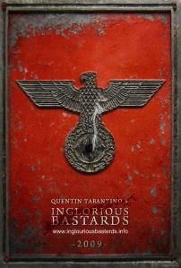 Poster oficial Inglourious Basterds